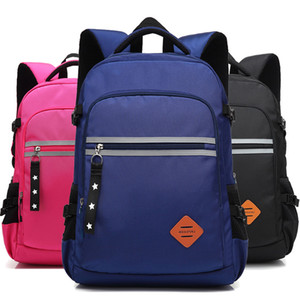 Wholesale Children under the age of pupils in grade school boys spinal backpack female students