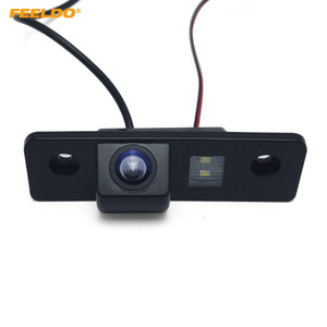 FEELDO Special Car Parking Rear View Camera for Skoda Octavia MK1 MK2 Backup Reversing Camera #1612