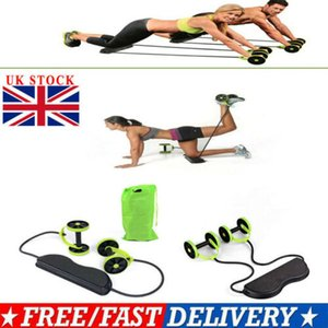 Wholesale Power Roll AB Trainer Waist Slimming Exercise Core Double Wheel Fitness Trainer Leg Exercise Exercise Fitness Gym Equipment