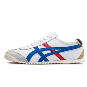 2019 Original Gel Onitsuka Tiger Men's Women's Running shoes Blue Black White Red Athletic Outdoor Sports shoes Sneakers 36-44 GR6983