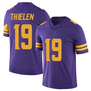19 Adam Thielen 14 Stefon Diggs Men 18 JEFFERSON Jerseys 22 Harrison Smith 8 Kirk Cousins 84 Randy Moss 33 Cook Hughes top quality