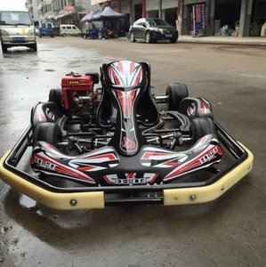 168 competitive karting 5 inch four-wheeled adult karting Displacement 168 (cc) Engine model 168 Overall vehicle dimensions 2030X1330X585 (m on Sale