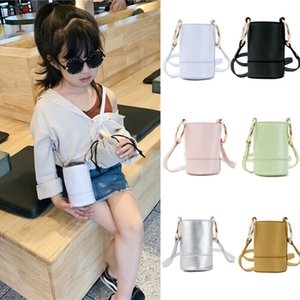 Wholesale baby girls fashion handbags for sale - Group buy Children Baby Shoulder Bag Handbag Mini Crossbody Packet Girl Fashion Party Tote
