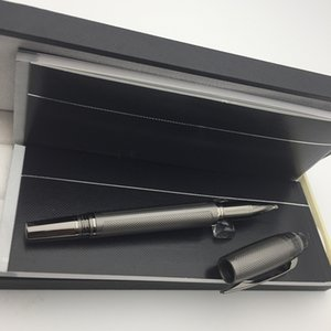 Wholesale Luxury MB pen set StarWaker roller ball pen with brushed surfaces and PVD coated fittings luxus monte pen ballpoint pen as gifts