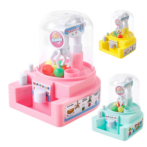 Wholesale New Products Hot Sale Mini Grab Candy Machine Grab Machine Clip Candy Children s Educational Toys Game Gifts