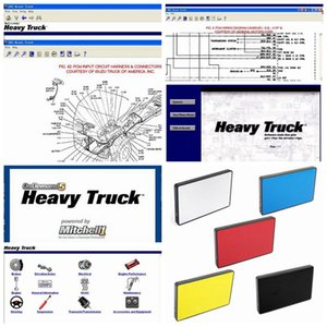 Wholesale 2018 Hot Auto Repair Data Software Mitchell ondemand5 Heavy Truck Auto Diagnostic Software car repair information service manual