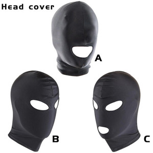 Clearance Stock Sm Sexy Mysterious Mask Binding Headgear Cover Adult Supplies Guide Punishment Products Suitable For Male Female