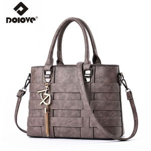 Wholesale DOLOVE Fashionable New Style Women s Bags Cross Messenger Bags Single shoulder Slant Across Handbags