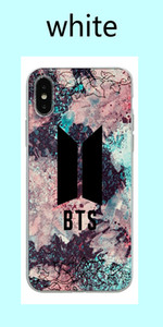 Wholesale KPOP BTS Bangtan Boys Love Yoursef Wings Cell Phone case For iPhone SE Plus X For Samsung GalaxyS6 S7 S8 S9