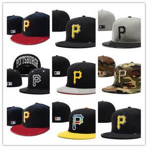 Wholesale New Design Pittsburgh Dallas Cowboys Street Fitted Fashion Hat P Letters Snapback Cap Men Women Basketball Hip Pop