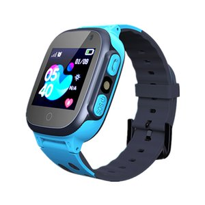 Wholesale DSISEDIMS Children Smart Watch Camera Lighting Touch Screen SOS Call LBS Tracking Location Finder Kids Baby Smart Watch