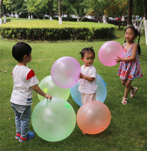 Wholesale free water balloons for sale - Group buy Free Ship6 Colors Party Balloon Water Bomb Summer Colorful Inflatable Toy Children Birthday Party Supplies Water Toys Pool Play Ball Outdoor