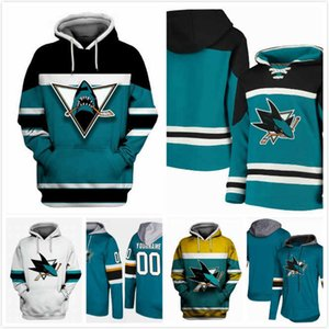Cheap San Jose Sharks Martin Jones Hoodie 31 Evander Kane 9 Timo Meier 28 Tomas Hertl 48 Logan Couture 39 Aaron Dell 30 Brent Burns 88 S-3XL on Sale