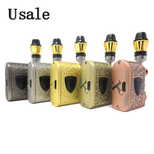 Wholesale crown battery for sale - Group buy Kangvape Zeus Kit Built in mAh Battery VV Zeus Box Mod ml K3 Crown Atomizer Vape Leak Proof Silicone Seal System Original