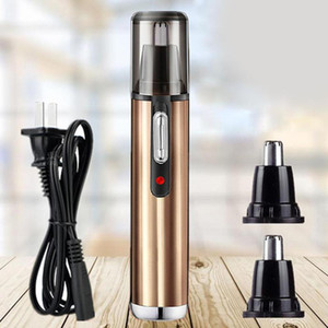 Wholesale trimmer for hair cutting for sale - Group buy Charging Nose Hair Trimmer Repair Nose Hair Cut Shaving Nose Hair Safe Facial Care Trimming Tool for Men Women