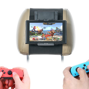Wholesale switch nintendo games for sale - Group buy Switch Car Mount TFY Universal Adjustable Car Travel Headrest Mount Holder for Game Machine Nintendo Switch