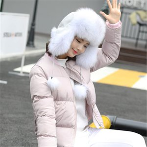 Wholesale Fashion Adult Winter Warm Lei Feng Hat Leather Hearing Protection Cap Men s Earmuffs Ladies Winter Hat Full Body Cap Bombing