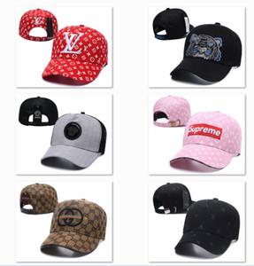 1d9cfa9e 2019 New Summer Trucker Hats Caps Snapback Hats Men Women Adjustable  Casquettes De Baseball Cap Cool Ball Hat Hip Hop Cap DF2G5