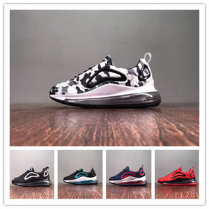 New Kids Boy Girl Blue Red Black Grey Sports Shoes High Quality Baby Children Fashion Designers Sneakers Bowling Shoes Eur28-35 on Sale