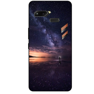 Wholesale ASUS ROG game cell phone case soft rubber sleeve anti fall ROG Phone all inclusive soft shell starry sky