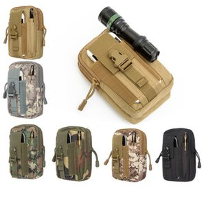 2019 Hot fashion Tactical Molle Pouch Belt Waist Pack Bag Phone Pocket Military Waist Bags