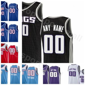 Wholesale jabari parker for sale - Group buy Screen Print Basketball Cory Joseph Jersey Yogi Ferrell Marvin Bagley Jabari Parker Alex Len Kent Bazemore City Finished Earned Edition
