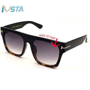Wholesale IVSTA TF with Original Logo Oversized Sunglasses Men Steampunk Goggles Big Size Glasses Women Punk Brand Designer