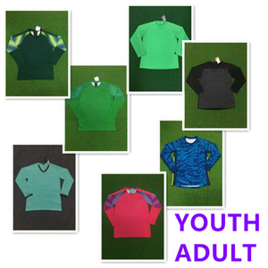 Wholesale Club Long Sleeve Football Soccer Jersey Youth Adult Football Team Kits Stylish Jerseys Sport Set Uniforms