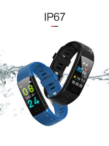Wholesale New Hot sale Y10 Bracelet Smartwatch Fitness Tracker Heart Rate Smart Watch Motion Recording Information Storage For Huawei Android iphone