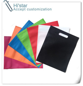 Wholesale Factory price Non woven Material Folding Style Supermarket Shopping Bag Promotion Foldable Non Woven Fabric Carry Bag