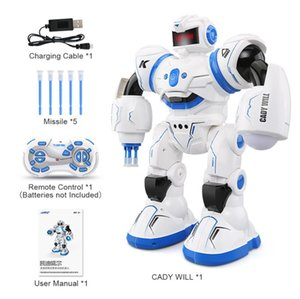 Wholesale R3 robot remote control intelligent induction dance lighting long standby children s educational toys early education brain development
