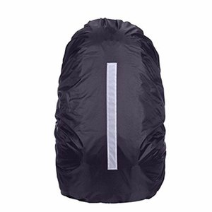Wholesale Waterproof Backpack Rain Cover With Reflective Strip for Night Outdoor Hiking Traveling Cycling Running