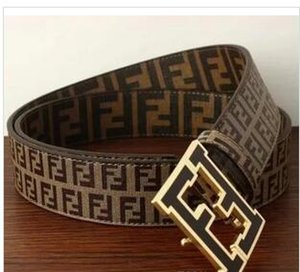 Wholesale 2020 Western Contrast Color Bee Embroidery Canvas Leather Rhinestone Leopard Head Men Belt Gift