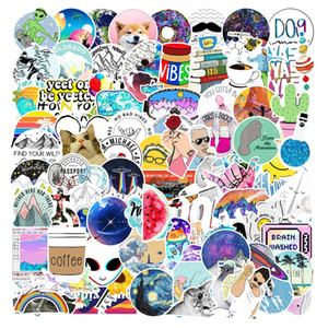 Wholesale car sticker covers for sale - Group buy 103pcs Little fresh graffiti sticker Stickers for Graffiti Car Covers Skateboard Snowboard Motorcycle Bike Laptop Car Styling Accessories