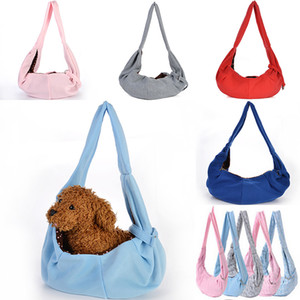Dog Carrier Travel Pet bag Shoulder Bags Dog kennel For Small Dogs Cozy Soft Puppy Backpack Sling Bags Pet Dog accessories DHL WX9-1371
