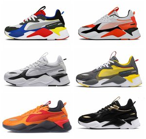 Wholesale 2019 New Creepers High Quality RS X Toys Reinvention Shoes New Men Women Running Basketball Trainer Casual designer Sneakers Size