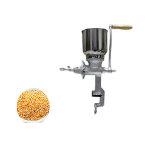 Wholesale Manual Flour Mill Grinding Machine Manual Grain Grinder Eletroplating Cast Iron Ceramic Corn Coffee Grinding Tools