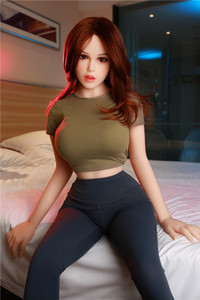 Factory wholesale 2019 new design 158cm real sex doll silicone sex dolls rra 79th head sex toys for men