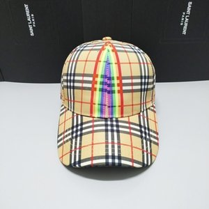 Wholesale Unisex baseball cap new trend rainbow print unique personality full fashion casual wild upper body super handsome tide