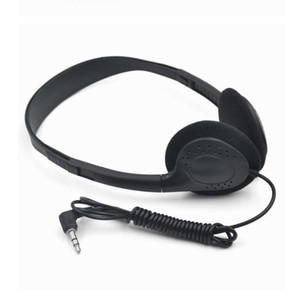 Wholesale Over the Head Headphones in Bulk Earphones Earbuds For Library Classrooms Hospital Students Kids Gift Low Cost