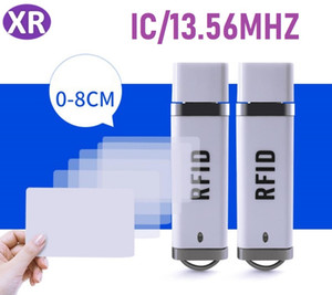 10Digitals HEX USB Power 13.56MHZ RFID USB Reader For ISO14443A Only Read S50 S70 Scanner 1k NFC reader With Adapter cable For Android Phone