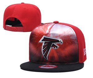 Wholesale Tophatstore All Teams Baseball Cap Falcons Men s Women s Adjustable Snapback Hat Casual leisure hats Solid Color Fashion Summer Fall Caps