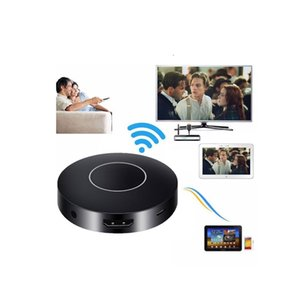 Wholesale WIFI Display Dongle WiFi Wireless P Mini Display Receiver HDMI TV AV Miracast DLNA Airplay for IOS Android Windows Mac