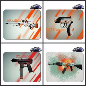 Wholesale Mairuige CS GO Gun Custom Hot Selling High Definition Printing Gaming Rubber Mouse Pad Cheap Computer Desk