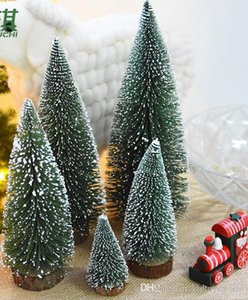 Wholesale 5 Christmas Tree Christmas Decoration Supplies Christmas Tree A Small Pine Tree Placed In The Desktop Mini Christmas Tree