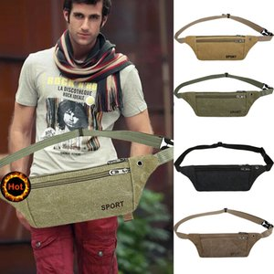 Wholesale The Newest Fashion Bags Suit More Clothing Durable Men Fanny Waist Pack Belt Hip Bum Military Tactical Running Bag Pouch