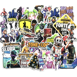 Waterproof Gaming Stickers Mixed Gamers for Car Motorcycle Laptop Tablet Skateboard Bike PS4 PS3 Phone Decal