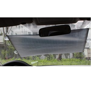 Wholesale Automobile Universal Windshield Cover Sun Visor Car Sunshade Insulation Baffle Isolation UV Front Insulation Curtain