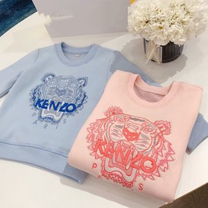 Wholesale Hoodies thick warm winter boys girls Long Sleeve children clothing Spring and Autumn Children s Long Sleeve Sweatshirt