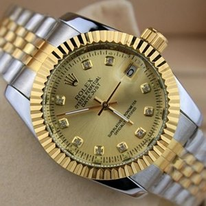 Hot High Quality Rolex Brand Mens Womens Diamond Watch Watches
